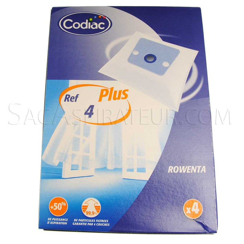 sac aspirateur codiac 4 en vente