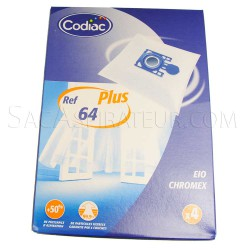 sac aspirateur codiac 64 en vente