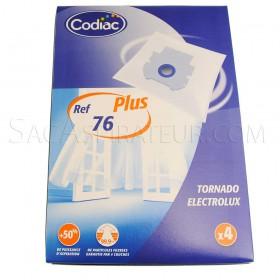 sac aspirateur codiac 76...