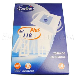 sac aspirateur codiac 118 en vente