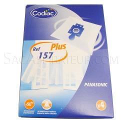 sac aspirateur codiac 157 en vente