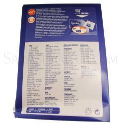 sac aspirateur codiac 509 en vente