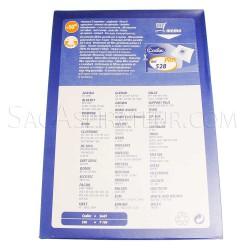 sac aspirateur codiac 528 en vente