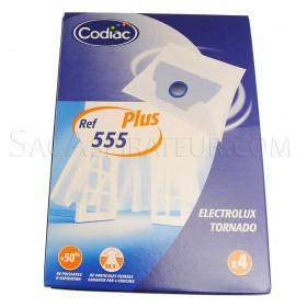 sac aspirateur codiac 555...