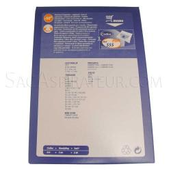 sac aspirateur codiac 555 en vente