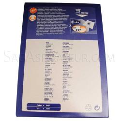 sac aspirateur codiac 557 en vente