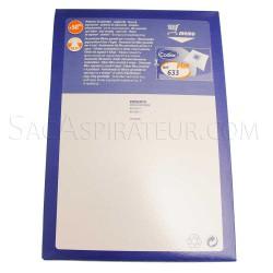 sac aspirateur codiac 633 en vente