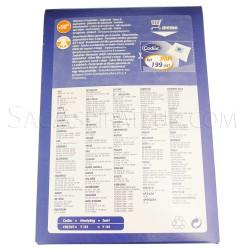 sac aspirateur codiac 199 en vente