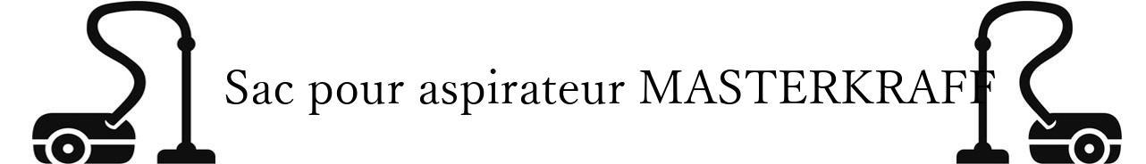 Sac aspirateur MASTERKRAFF en vente