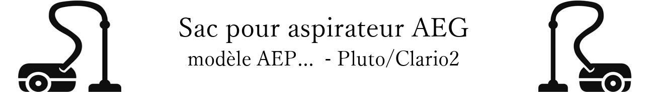 Sac aspirateur AEG AEP...  - Pluto/Clario2 en vente