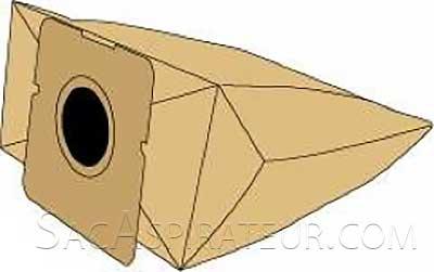sac aspirateur papier